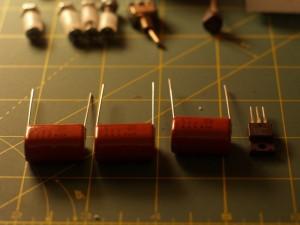 Condensadores Kit