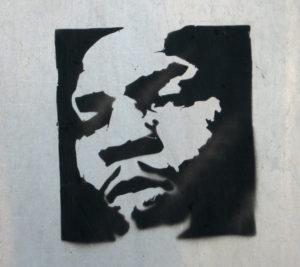Mike Tyson stencil